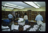 Ball State University mailroom employees