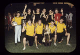 Ball State University Greek games winning team, 1968