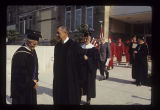 Ball State University spring commencement, 1972