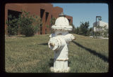 Ball State University fire hydrant