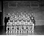 Ball State University men's volleyball team, 1965