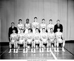 Ball State Teachers College freshman men's basketball team, 1965