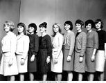 Miss Ball State finalists, 1966