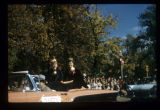 Ball State Teachers College homecoming parade, 1957