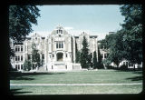Ball State Teachers College Fine Arts Building, circa 1945-1957