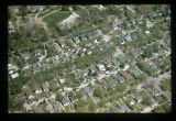 Northwest Muncie aerial view