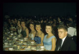 Ball State Teachers College Homecoming luncheon, 1959