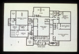 Ball State University Library second floor map