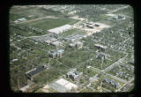 Ball State Teachers College aerial view
