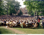 Ball State University Commencement, 1969