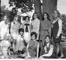 Ball State University Homecoming Queen finalists, 1969