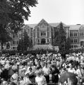 Ball State Teachers College Spring Commencement, 1963