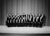 Ball State University Concert Choir, 1968