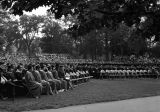 Ball State University Summer Commencement, 1968