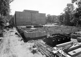 Life Sciences Building construction