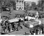 Ball State University Homecoming Parade, 1967