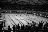 IHSAA Boys Swim Meet at Lewellen Pool