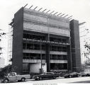 Ball State University Architecture Building construction