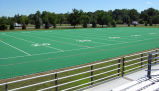 Ball State University Artificial Turf Field