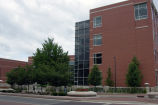 Ball State University Arts and Journalism Building