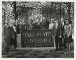Ball State University Board of Trustees, circa 1986