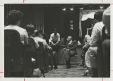 Igor Stravinsky visit to Ball State Teachers College