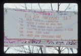 10th anniversary of University Day banner