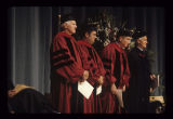 Ball State University summer commencement, 1977