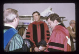 Ball State University spring commencement, 1980
