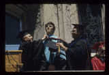 Ball State University spring commencement, 1976
