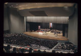 Ball State University spring commencement, 1986
