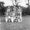 Ball State University football team members, 1965