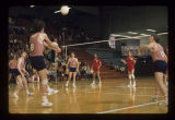 Ball State University Cardinals vs. San Diego State University Aztecs men's volleyball, 1972