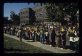 Ball State University Homecoming parade, 1981