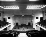 Muncie High School auditorium balcony