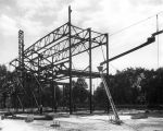Construction of Muncie High School