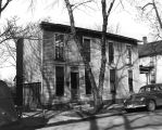Unidentified House, West of Liberty and Charles (Demolished)