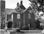 Dr. Frank E. Hill and Dr. Robert E. Hill House, 215 W. Jackson St.