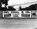 Owl Coal and Oil