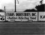 Evans Industries Inc.