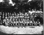 Indiana Steel and Wire baseball team