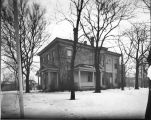 House, Muncie (418 N. Walnut St) Site of Goldsmith Gilbert Cabin.  Currently American Legion...